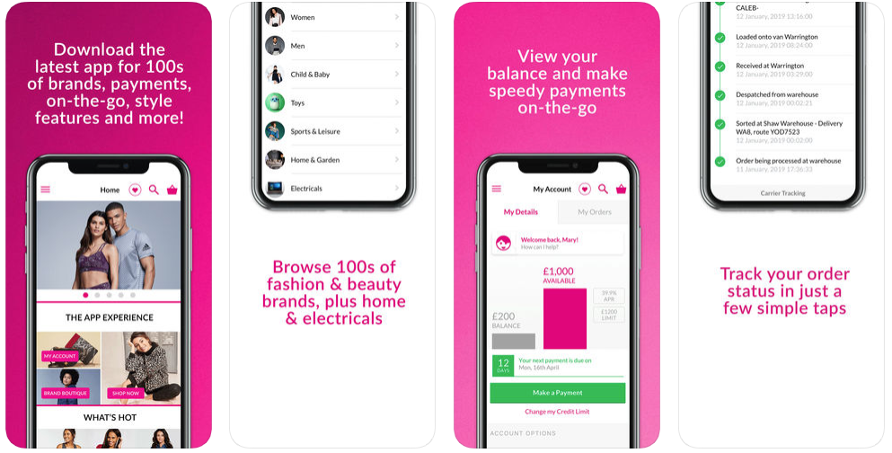 MyVery - shopping apps uk