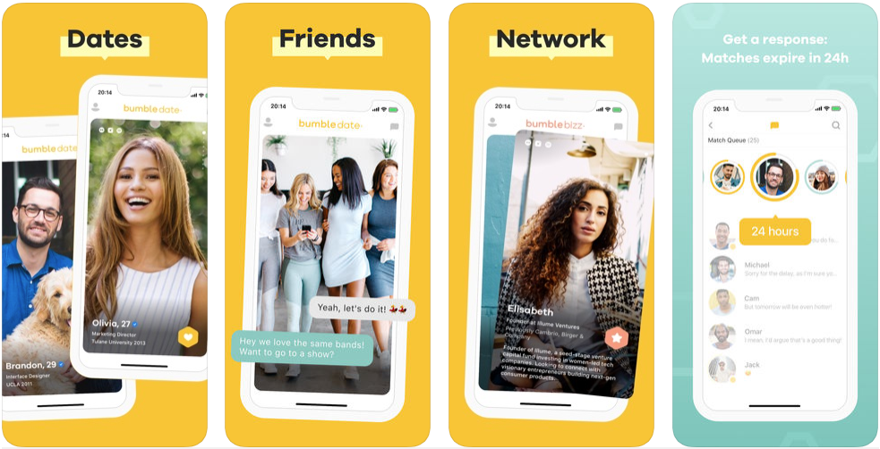 Bumble - best iphone apps