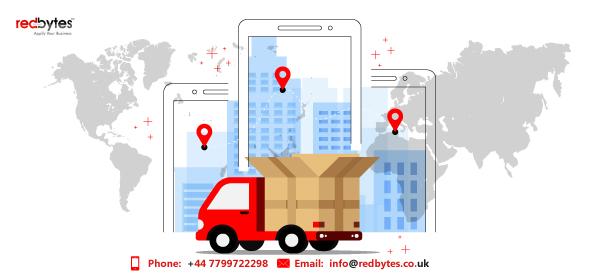 logistics mobile apps