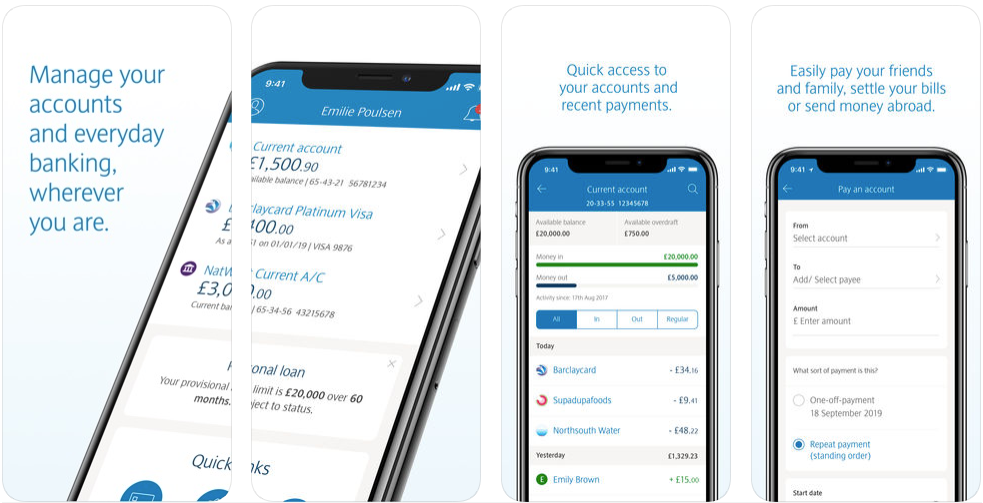 Barclays - Mobile Banking Apps