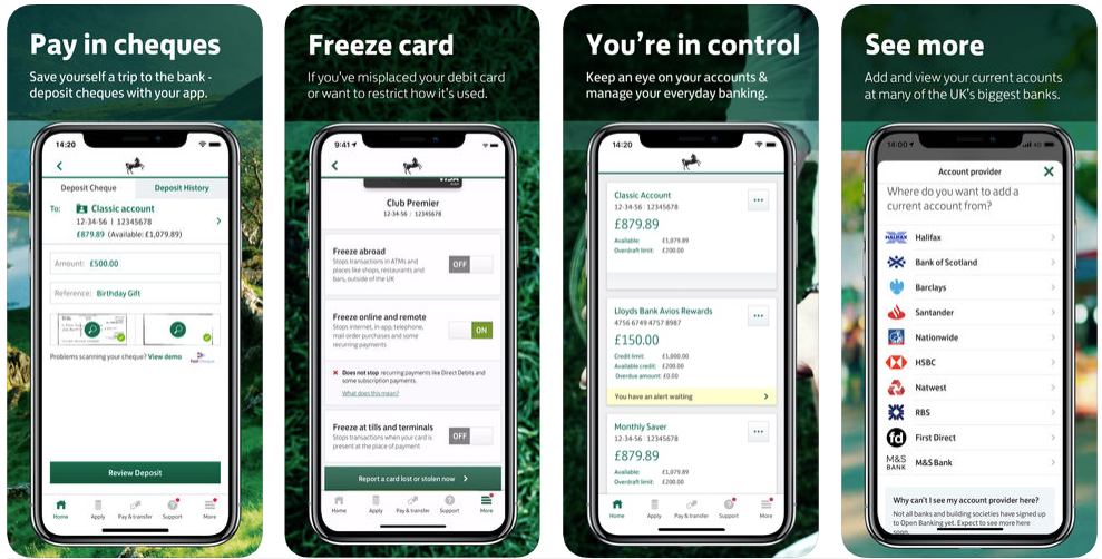 Lloyds Bank - Mobile Banking Apps