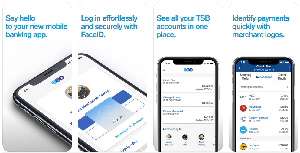 TSB - Mobile Banking Apps