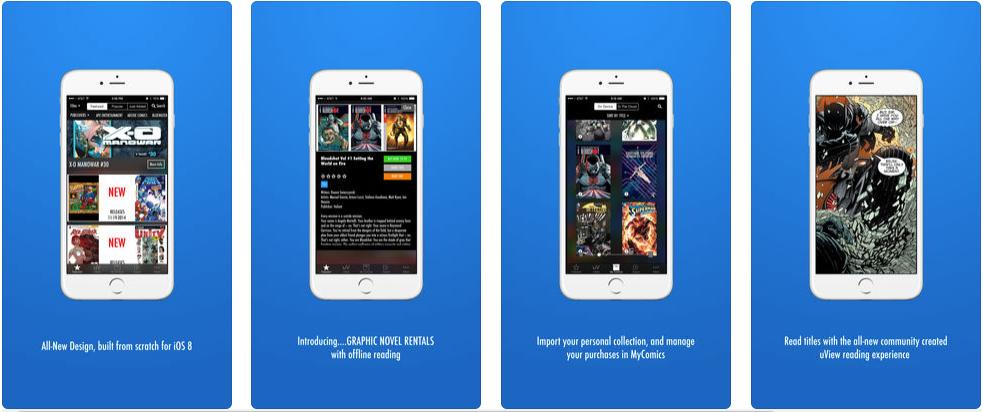 comic plus - comic app