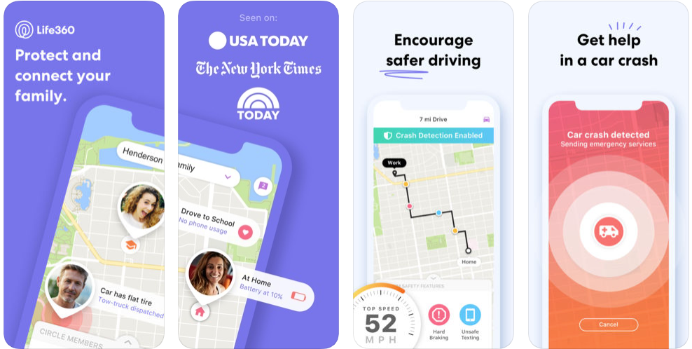 life360 - personal safety apps