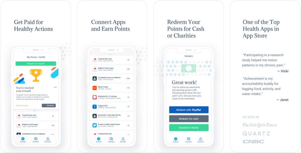 Achievement - money making apps