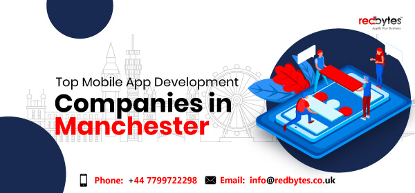 mobile app development companies in manchester