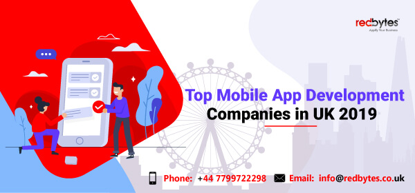 mobile app development companies in UK