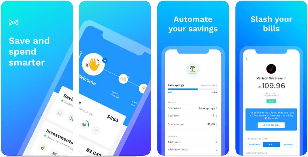 Albert - personal finance apps