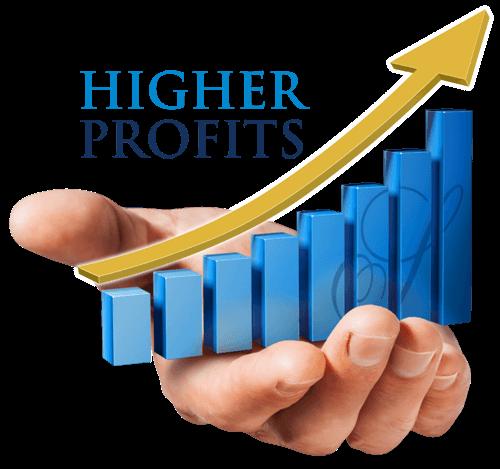 increase profits - business benefits of custom app