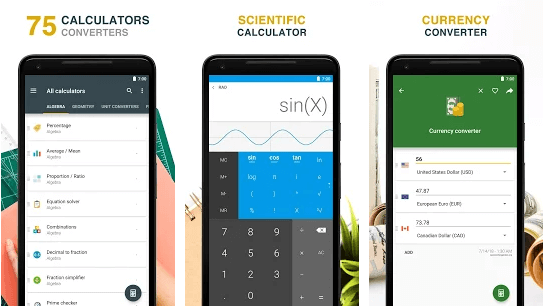 All in One - calculator apps