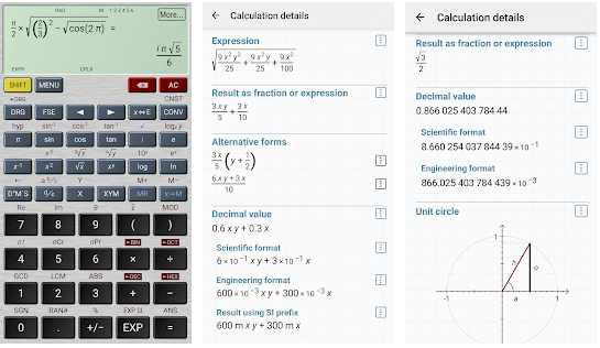 Hiper Calc Pro - calculator apps