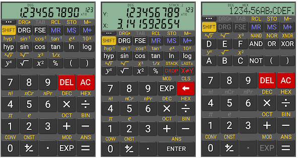 RealCalc - calculator apps