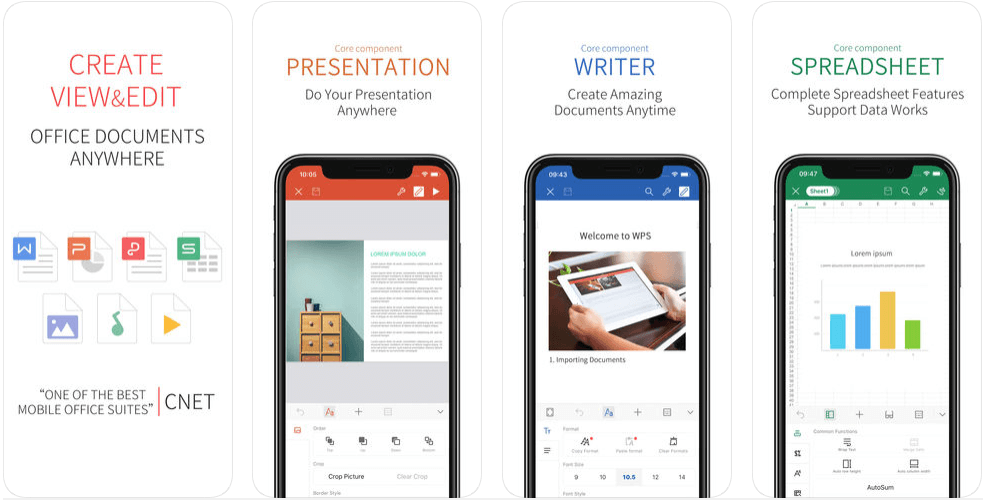 WPS Office - productivity apps
