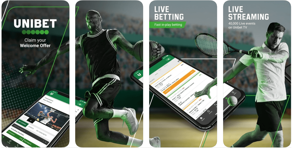 Unibet - betting apps