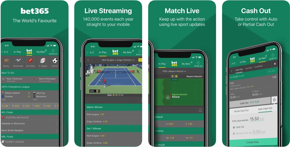 bet365 - betting apps
