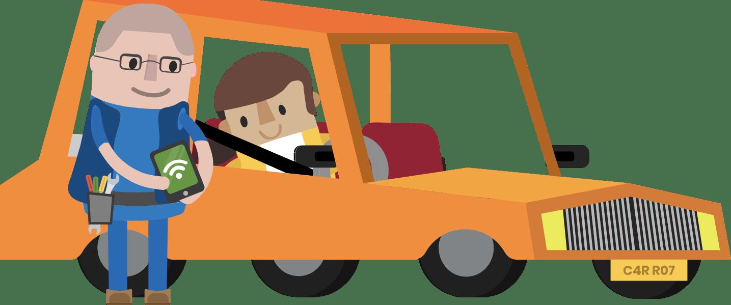 creating auto insurance app