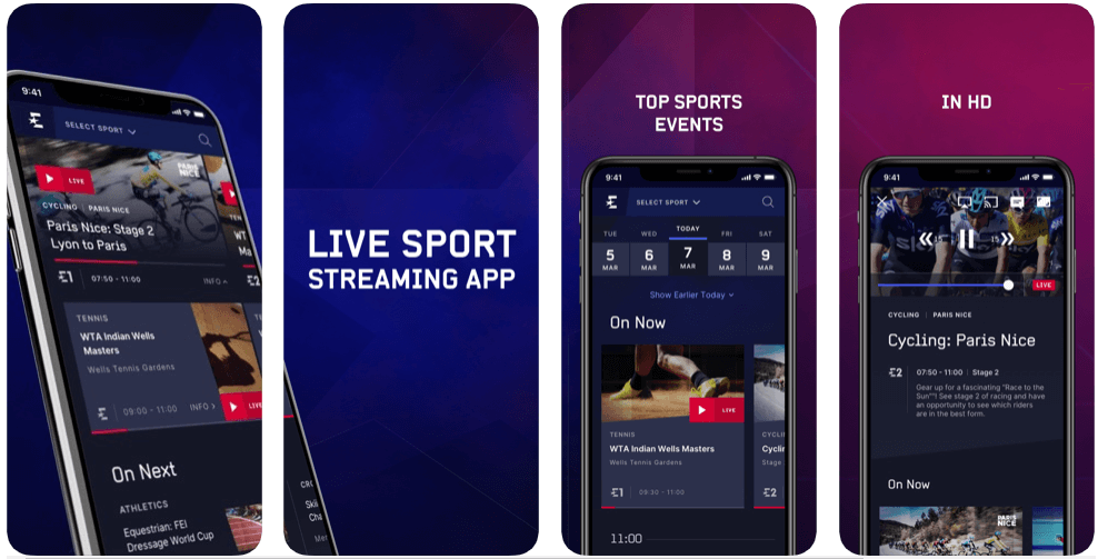 Eurosport Player - tv apps