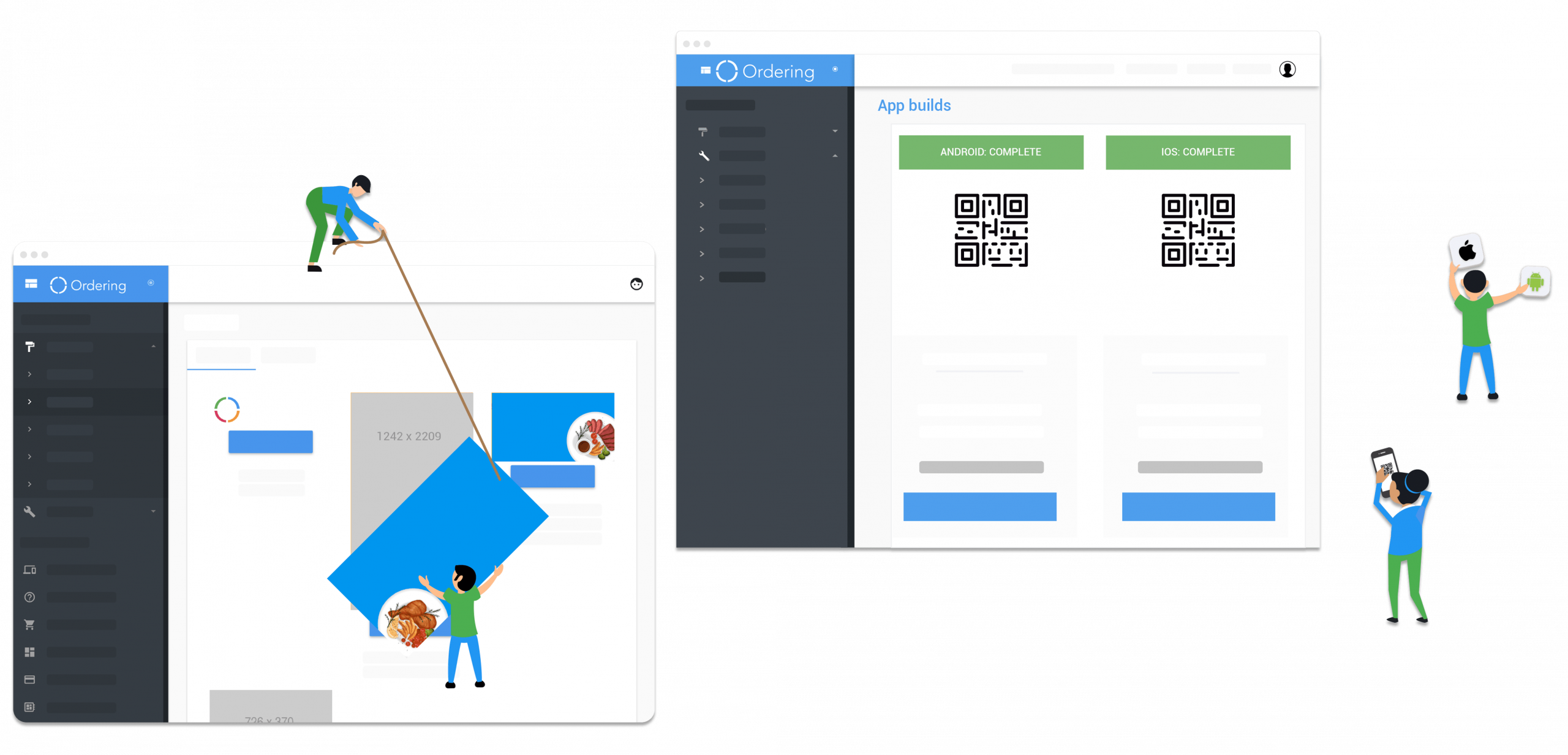 create an app like PayPal
