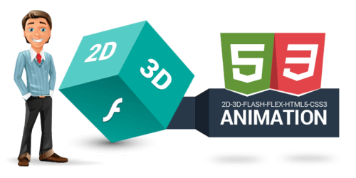 animation and 3d