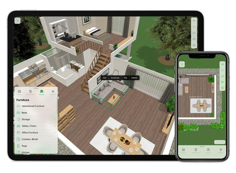 importance of home design app