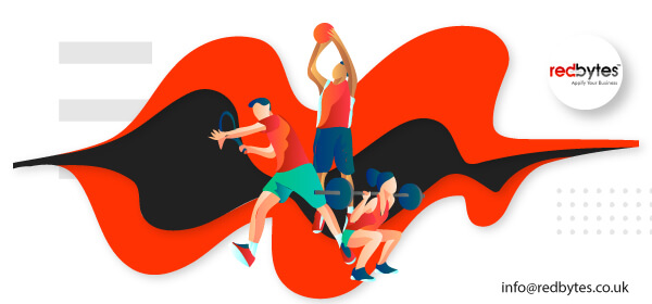 mobile apps in sports industry